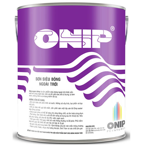 ONIP SUPER SHINY