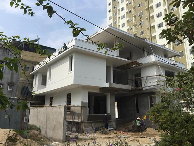 Thi công sơn nhà đẹp tại Nghệ An